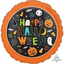 18 / 45cm Happy Halloween