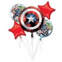 Bouquet de globos de Los Vengadores