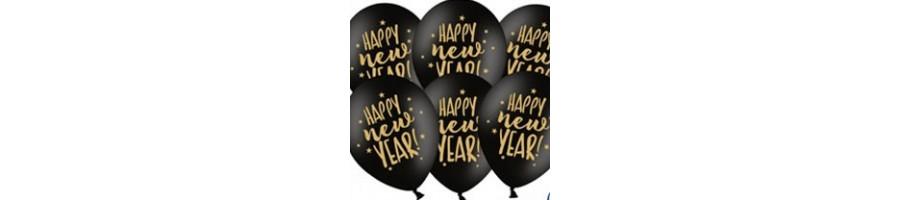 Globos Año Nuevo