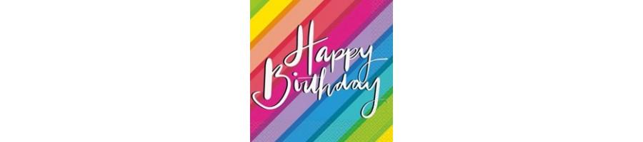 Cumpleaños Genéricos