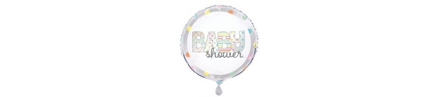Globos Baby Shower