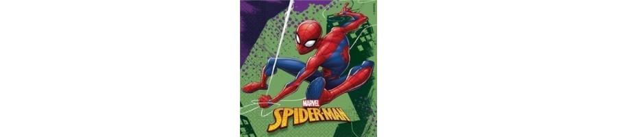 Artículos Cumpleaños Spiderman