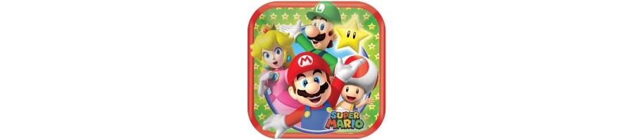 Artículos Cumpleaños Mario Bros