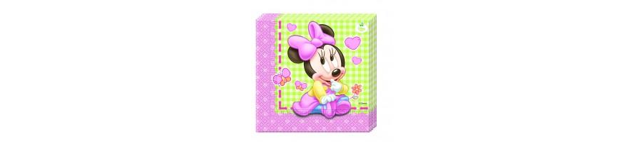 Artículos Cumpleaños Minnie Mouse | Fiesta MinnieMouse