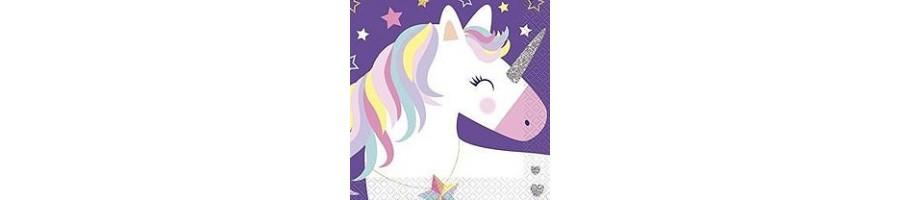 Artículos Cumpleaños Unicornio