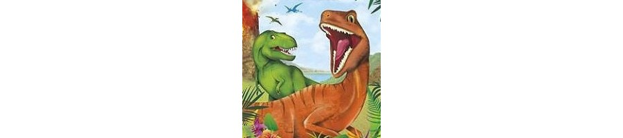 Artículos Cumpleaños Dinosaurios