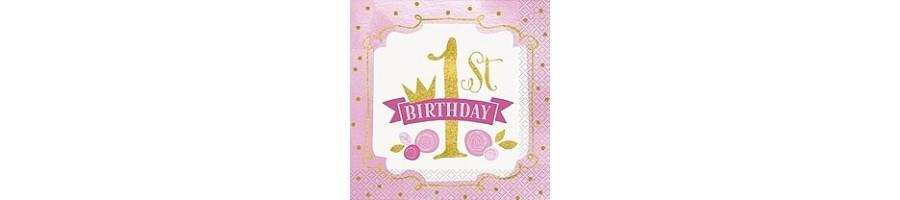 Decoración Primer Cumpleaños